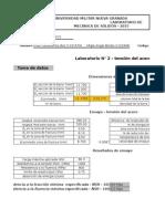 Formatos Clase Tensión de Acero (1)