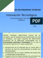 Innovación Tecnología Secundaria