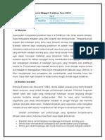 Jurnal Minggu 5 Praktikum Fasa 2 2015