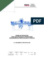 PNCO-PR-CS-002 (Qualificação e Certificacão de Operadores de Ponte Rolante e Portico).pdf