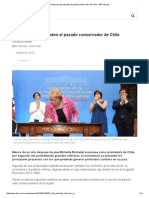 5 Reformas Que Sacuden El Pasado Conservador de Chile - BBC Mundo