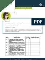 Instrumento de Evaluacion Evidencia 3