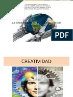 La creatividad en la ASignatura de Tecnología Secundaria