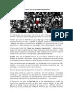 El Rap y Sus Mayores Exponentes