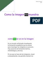 Como NO Se Ve en La Imagen