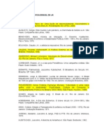 Lista Bibliográfica Brasil de Jk