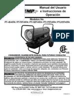 ProTemp - Manual de usuario - KFA