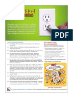 Electrical Safety Tips Spanish
