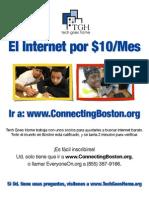ConnectingBoston Flyer