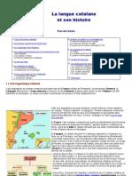 La Langue Catalane Et Son Histoire