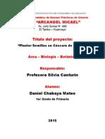 Feria de Ciencias de Arcangel Micael