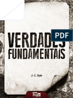 Verdades Fundamentais - J. C. Ryle