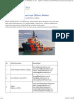 Alamat Email Perusahaan Kapal Offshore Terbaru _ Job Pelaut Juni-Juli 2015