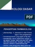 Farmakologi  Dasar
