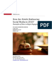 Case Studies How Hotels Are Using Social Media