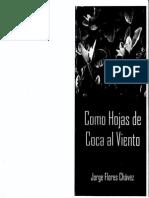 Como Hojas de Coca Al Viento-Jorge Flores Chávez