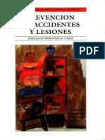 Prevencion de Accidentes y Lesiones Conceptos, Metodos y Orientaciones Para Paises en Desarrollo