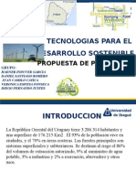 Ultimo Proyecto Urugay energias alternativas