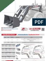 Folheto PAM 600 1100