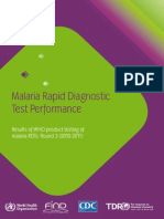 Malaria Rapid Diagnostic