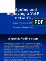 8-Designing and deploying a VoIP network.ppt