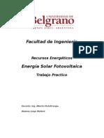 Energia Fotovoltaica en Argentina y el Mundo