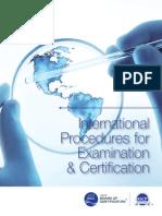 International Procedures Book