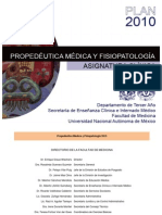 Prop Med y Fisiopatologia