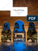 One&OnlyThePalm