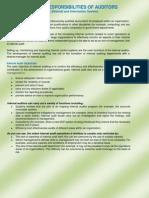Auditors Roles