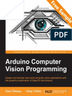 Arduino Computer Vision Programming - Sample Chapter