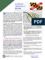 Maryland Fact Sheet