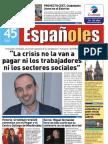 Revista Españoles, número 45 Febrero 2010