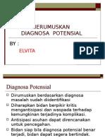Diagnosa potensial
