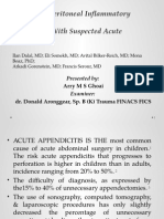 Journal Arry Susp Acute App