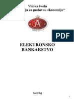 Електронско Банкарство, Скрипта Бр. 1