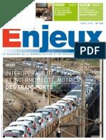 Enjeux n°323