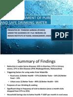WaterLife IRMA Study