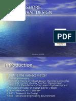 DNV Offshore Design Presentation 1