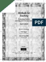 Methods for teaching.pdf