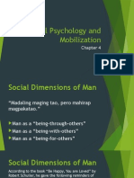 Social Psychology and Mobilization
