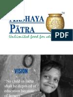 Akshaya Patra Presentation