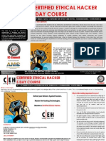 Certified Ethical Hacker v8 - March 2015