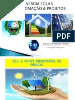 Projeto Energia Solar Automaçao