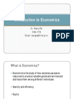 1_Introduction to Economics