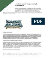 Dragons of Atlantis eredi dei trucchi Dragon