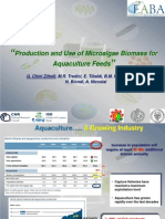 Chini-Zittelli - Production and Use of Microalgae Biomass for Aquaculture Feeds