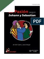 La Pasión según Johann y Sebastian (microteatro)