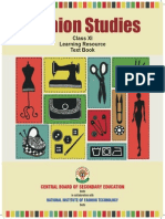 13 Fashion Studies Textbook XI