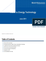 Waste to Energy Technology